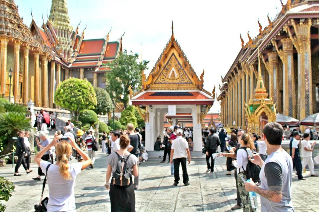 Grand Royal Palace em Bangkok