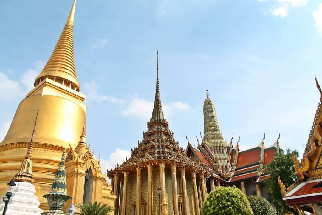 Roteiro de 3 dias em Bangkok, na Tailândia