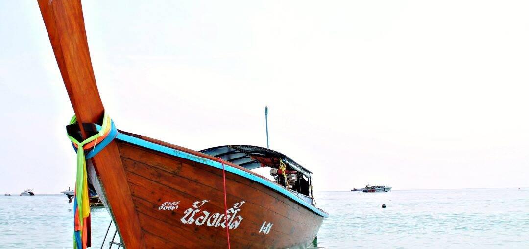 Koh Lipe - paraíso na Tailândia