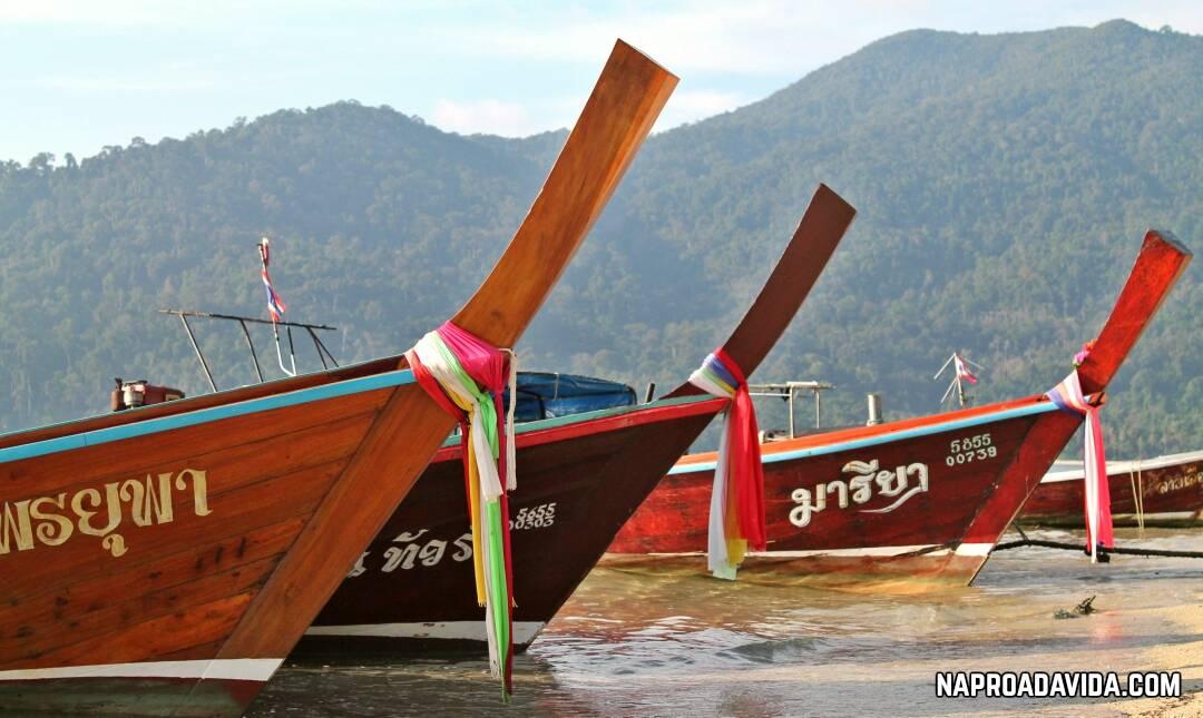 Onde ficar em Koh Lipe, Tailândia: melhores hotéis e resorts em cada praia