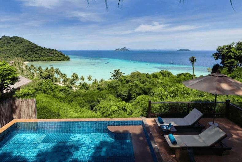 Hotéis com piscina em Koh Phi Phi