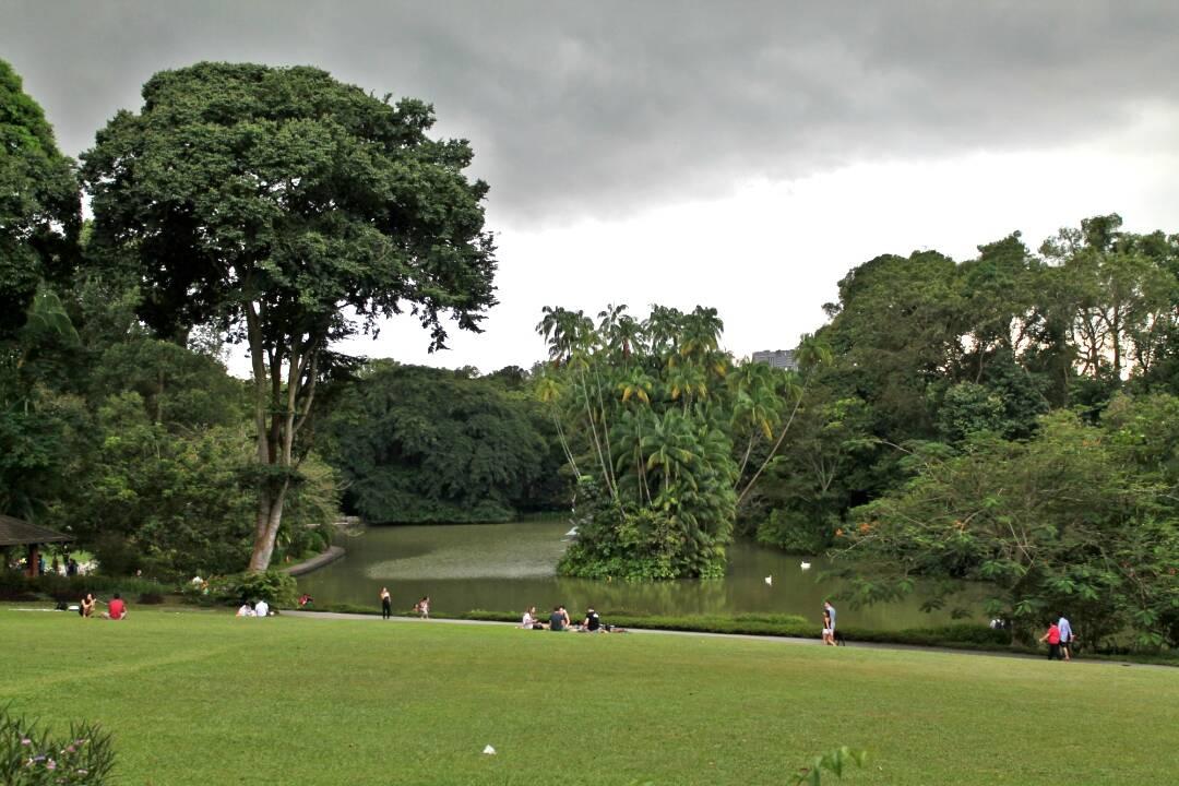 Patrimônios mundiais da UNESCO em Singapura