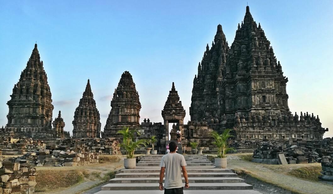 Patrimônios mundiais da UNESCO na Indonésia