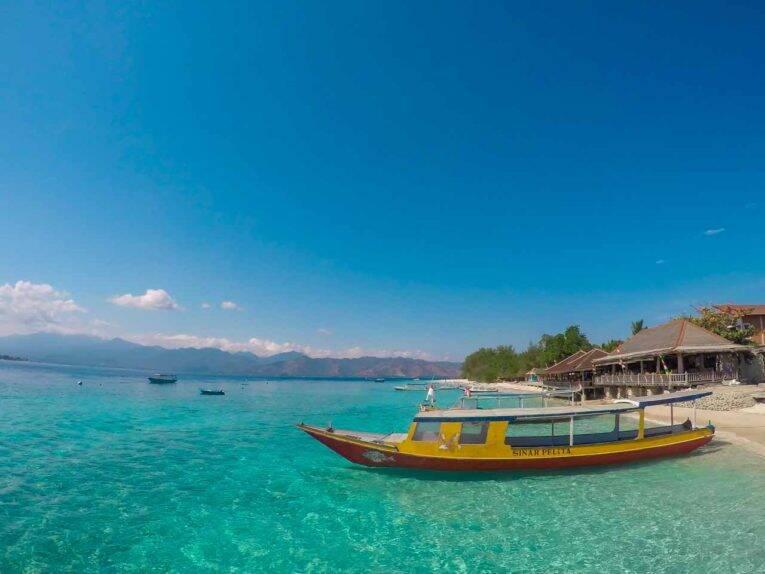 Ilhas Gili: um paraíso na Indonésia