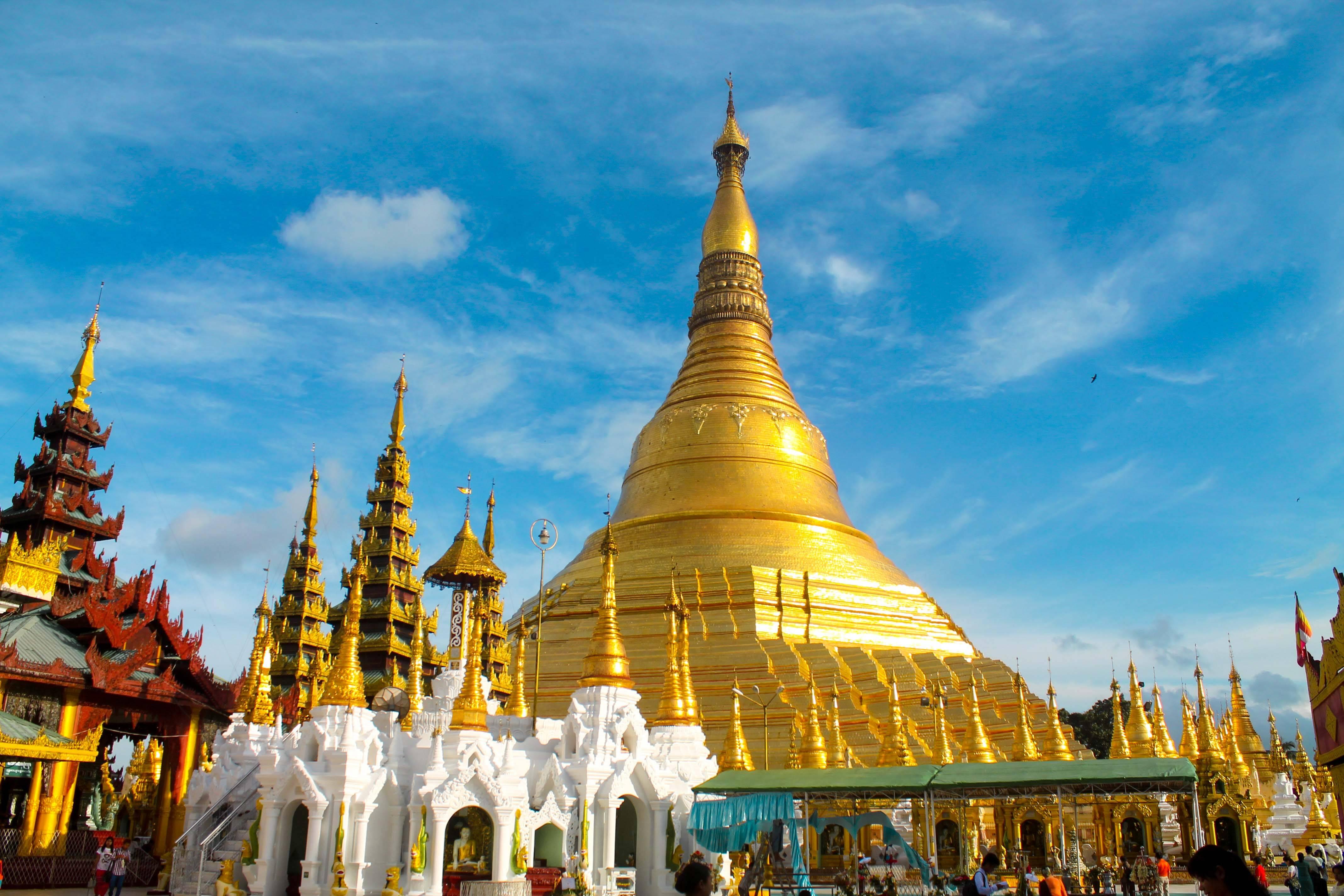 Um resumo do que fazer em Yangon, no Myanmar