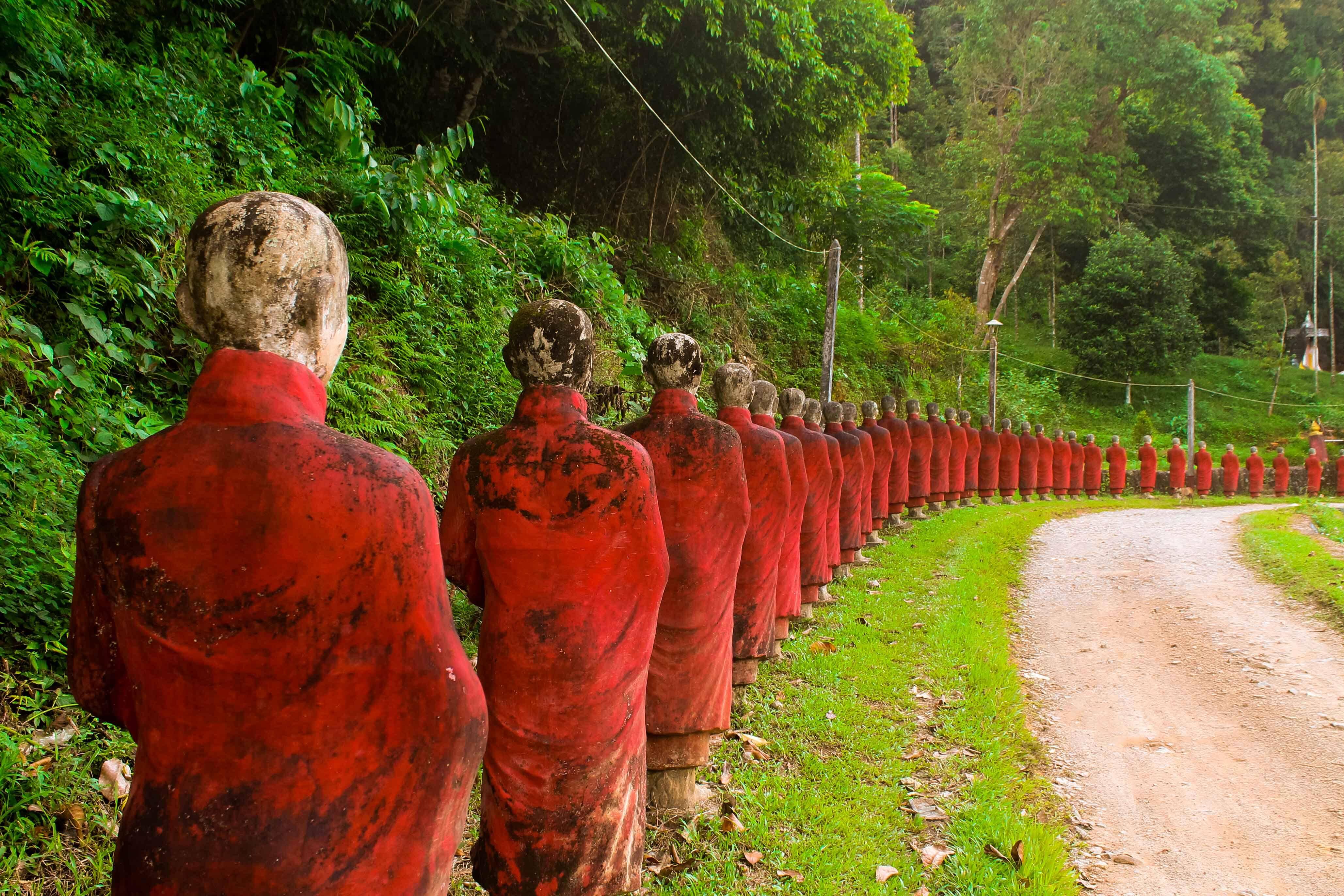 Kaw Ka Taung Cave Temple: uma super dica do que fazer em Hpa An, no Myanmar