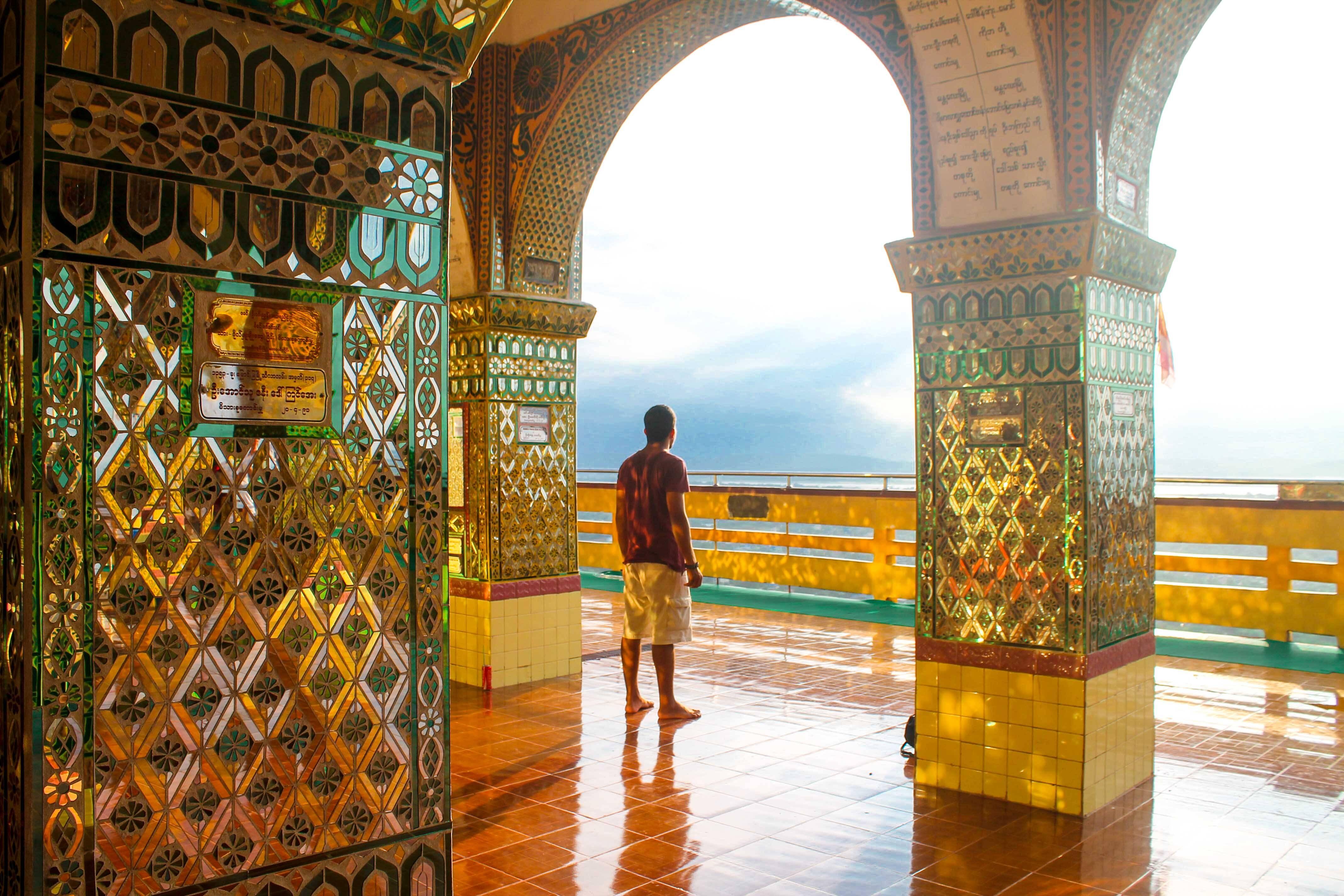 Roteiros de viagem no Myanmar