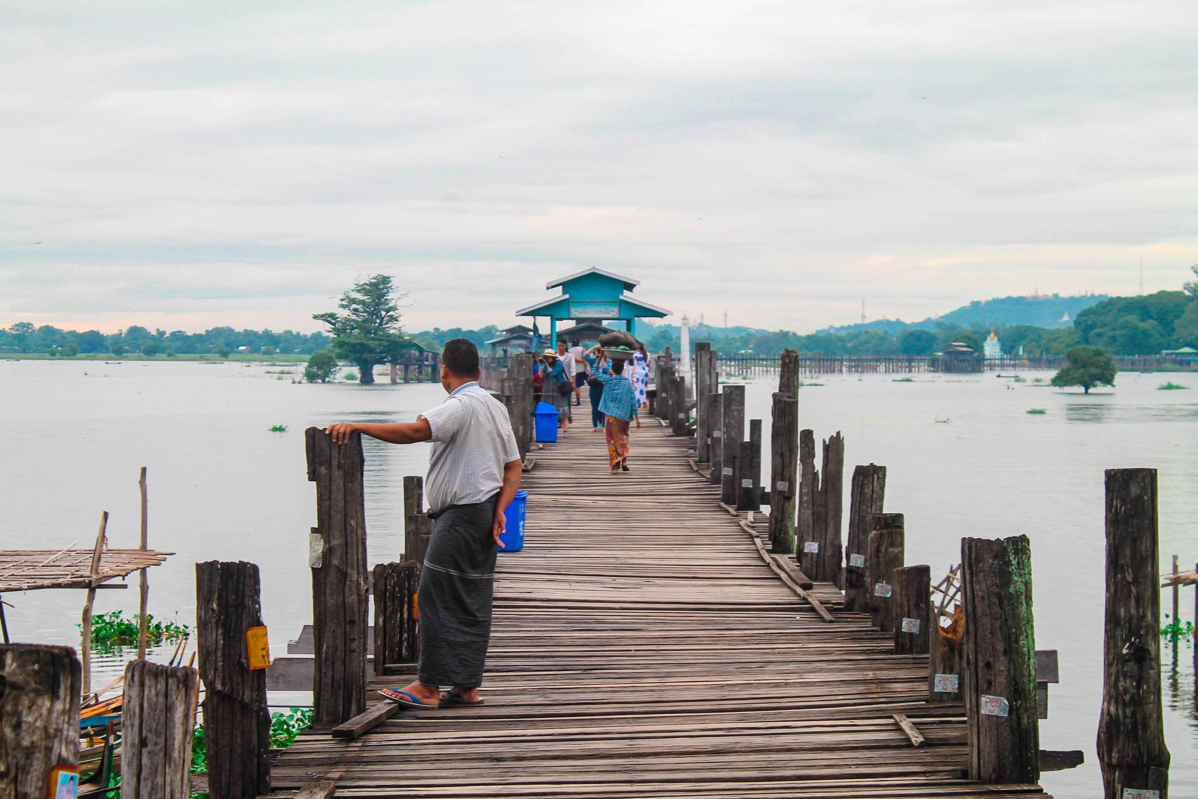 Patrimônios mundiais UNESCO: Myanmar