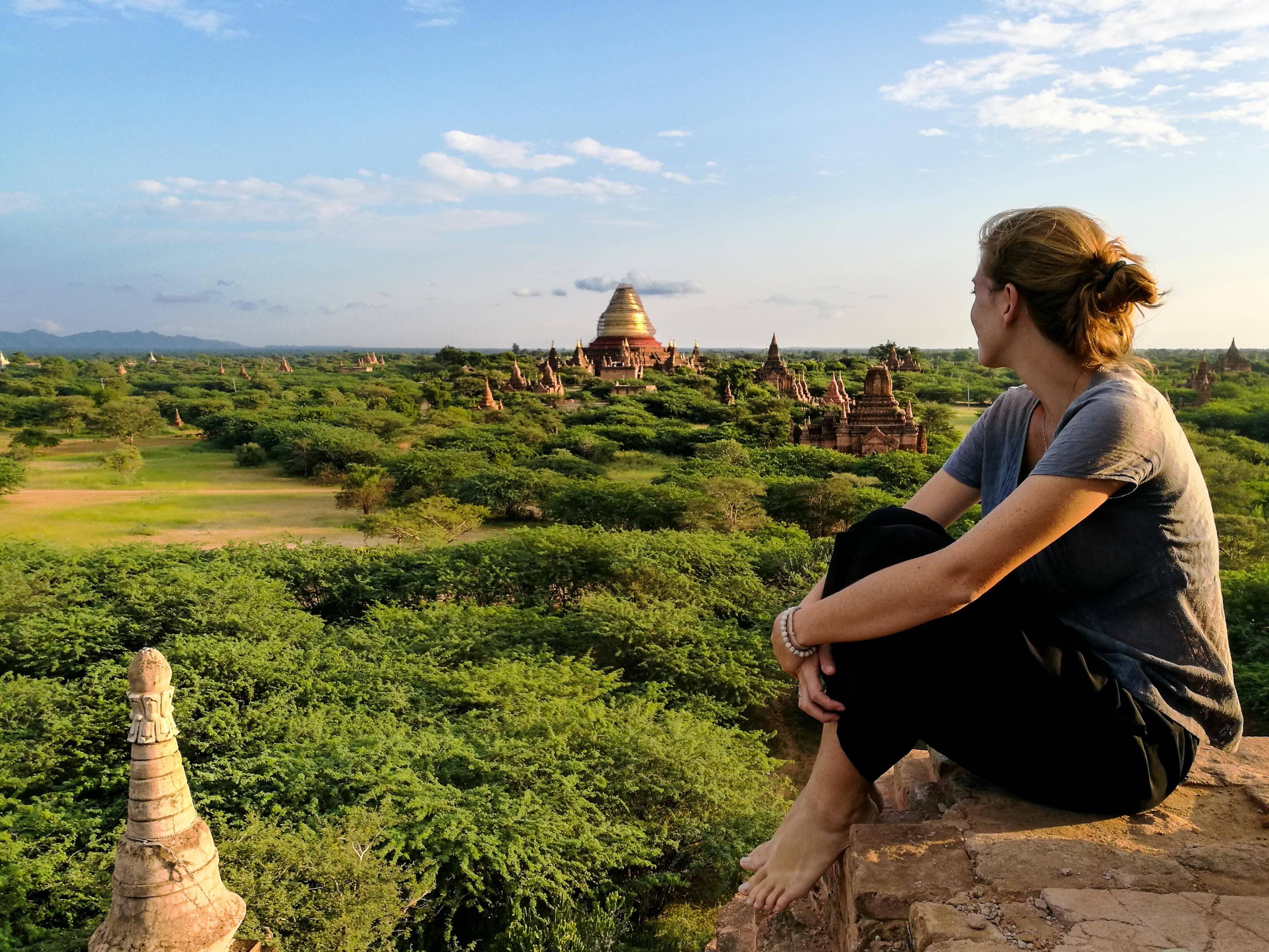 Nosso roteiro pelas cidades do Myanmar