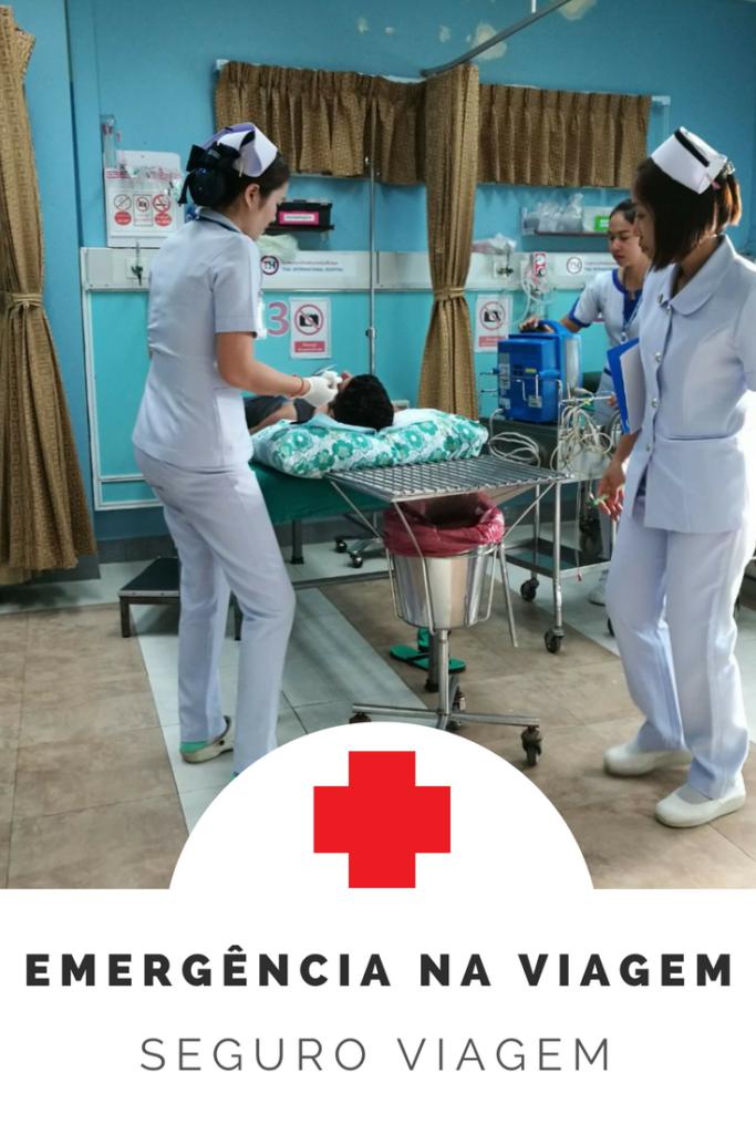 Emergência na Tailândia  hospital em Koh Samui e seguro World Nomads 4a934690edc