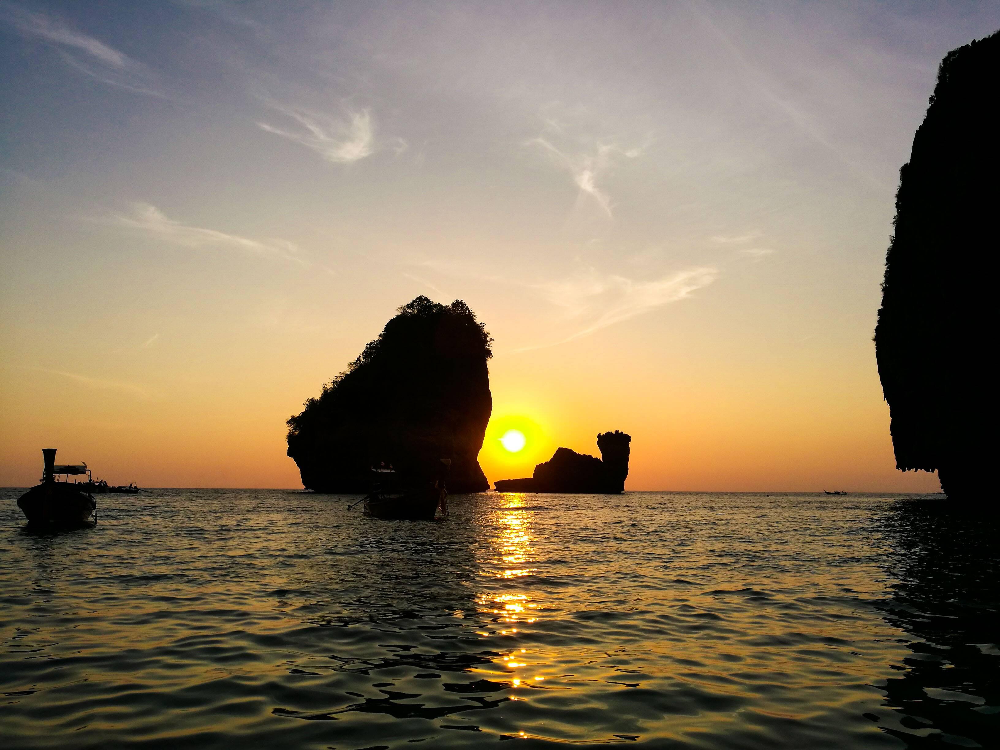 Coisas diferentes para fazer em Koh Phi Phi