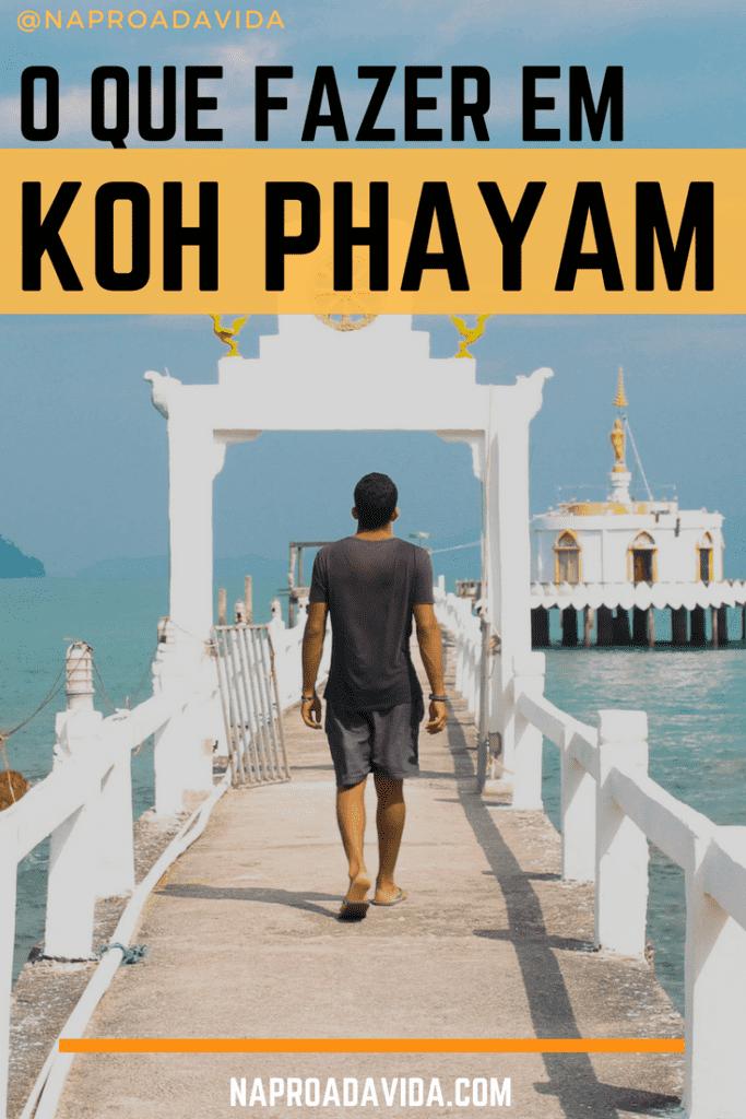 Guia de Koh Phayam – a joia ainda escondida no sul da Tailândia