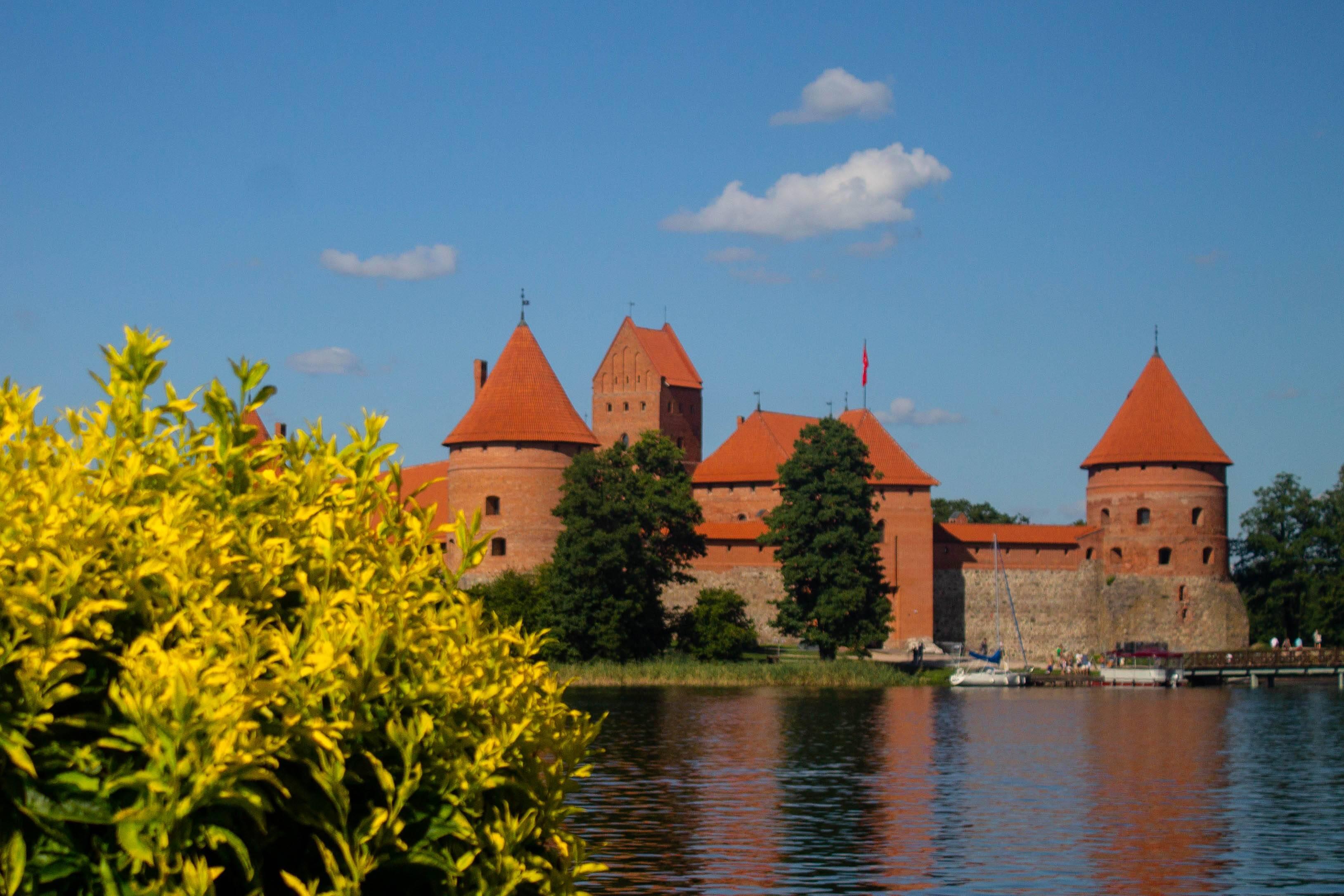 Castelo de Trakai: um lugar maravilhoso na Lituânia