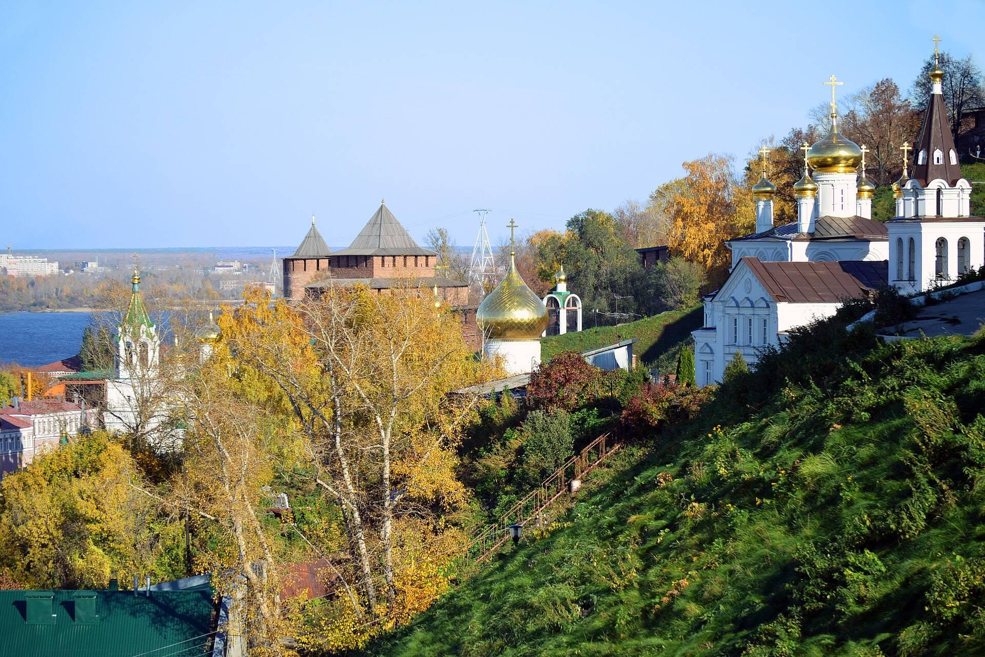 Cidades da Rússia para visitar e se apaixonar