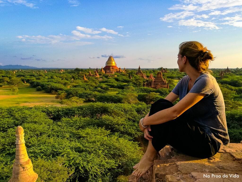 Templos no Myanmar