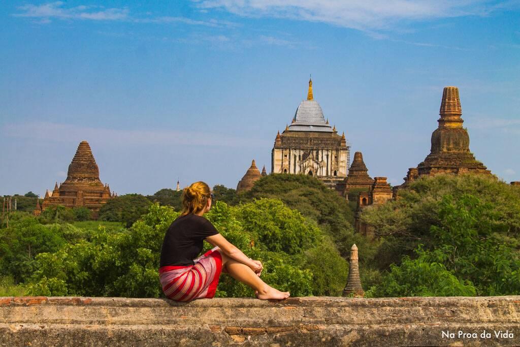 Passeios em Bagan: aproveitando os templos e a cidade da melhor forma
