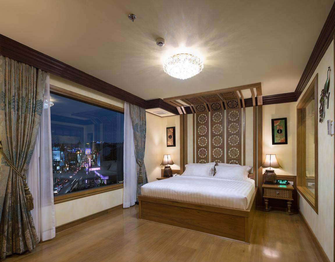 Peak Nimman Hotel em Chiang Mai na Tailândia.