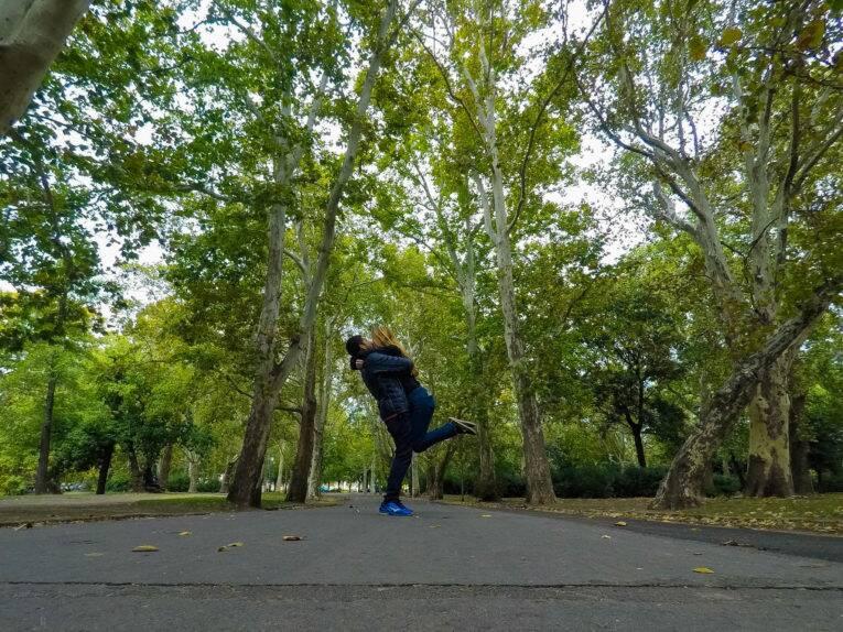 Apaixonados pelo City Park de Budapeste | Foto: Bruno/@naproadavida - O que fazer em Budapeste de graça