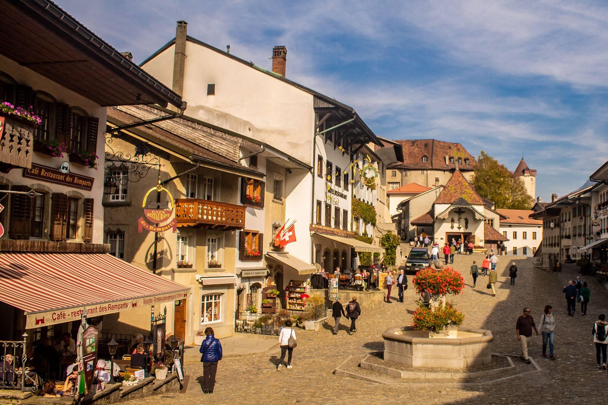 Castelos na Suíça, Europa: dicas e informações úteis
