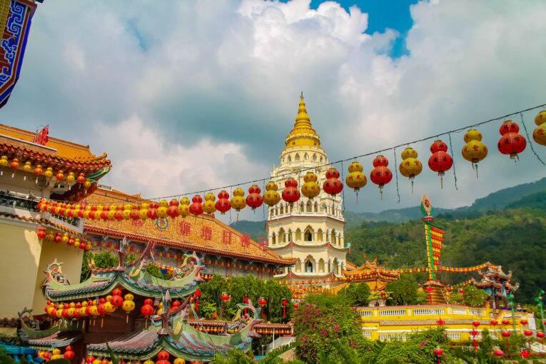 Kek Lok Si Temple ? – o maior templo budista da Malásia