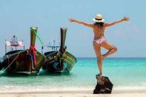 Fotógrafo brasileiro na Tailândia: registre o melhor da sua viagem em Koh Phi Phi
