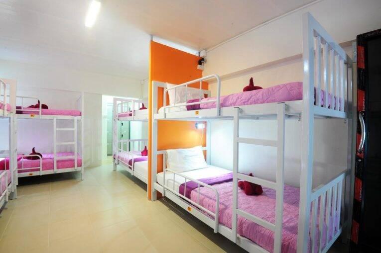 Os melhores hostels em Phi Phi, Tailândia – se hospedando barato e com conforto
