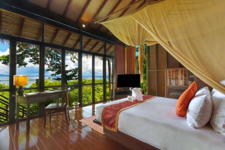 Qaurto do Zeavola Resort, um Hotel em Phi Phi