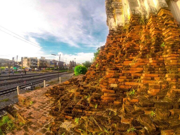 ruína de Lopburi