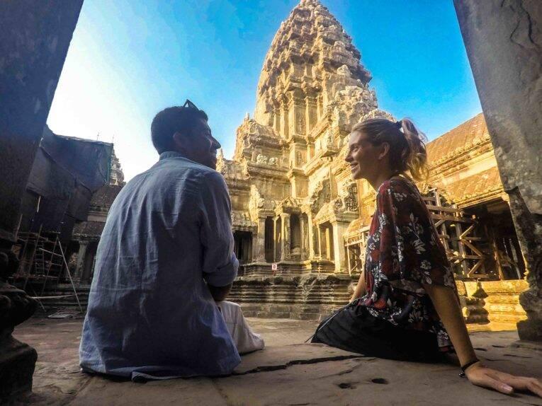 Siem Reap dicas de viagem pelo Camboja (Angkor Wat)