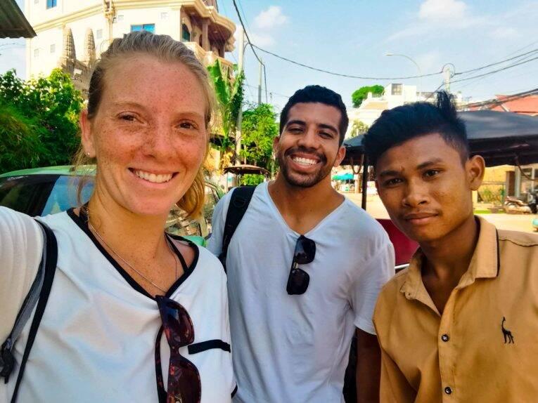 Siem Reap dicas de viagem pelo Camboja (Transporte no Camboja)