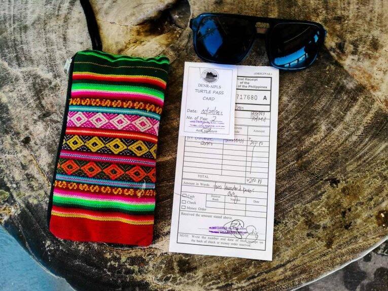Planejamento de viagem nas Filipinas. Apo Island