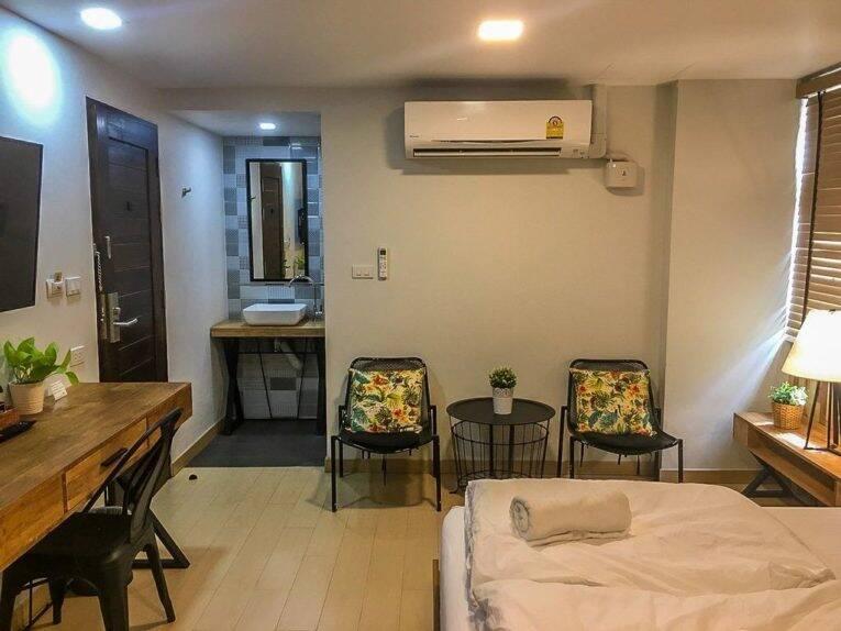 Hotel em Bangkok: Saran Poshtel