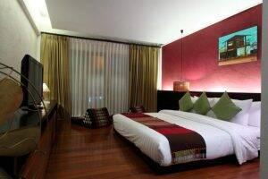 Hotel em Chiang Mai: acomodação de qualidade