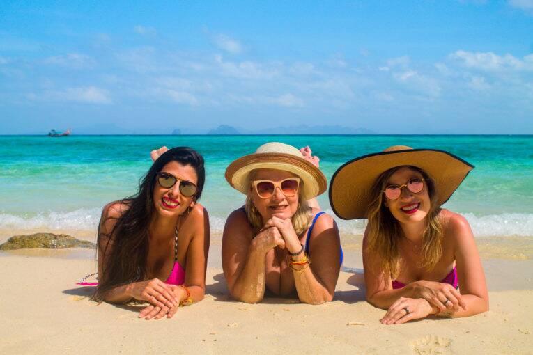 Aproveitando as praias paradisíacas de Koh Phi Phi. Perguntas frequentes