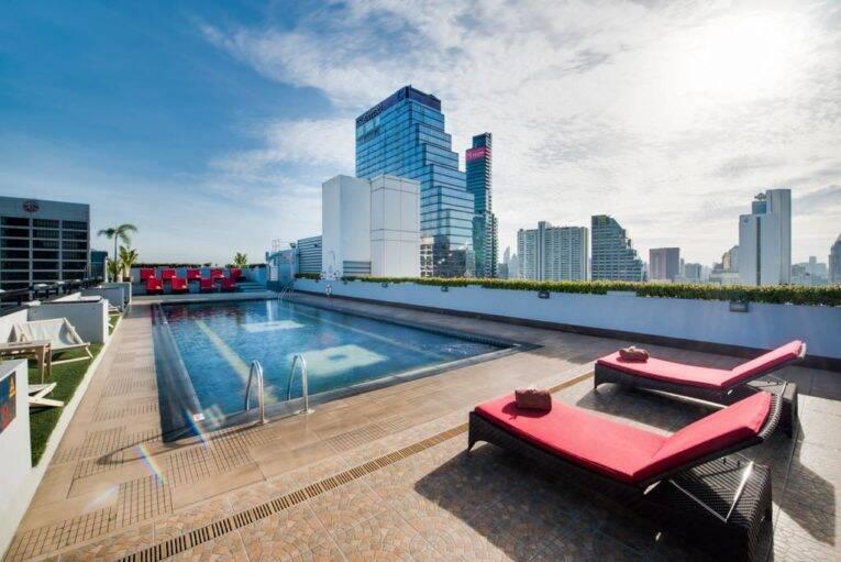 Hotel em Bangkok: Furama Silom Hotel
