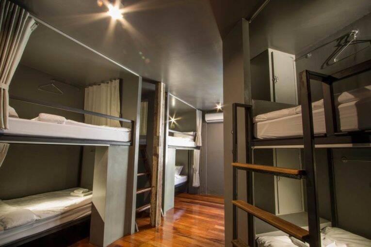 Hotel em Bangkok: Here hostel