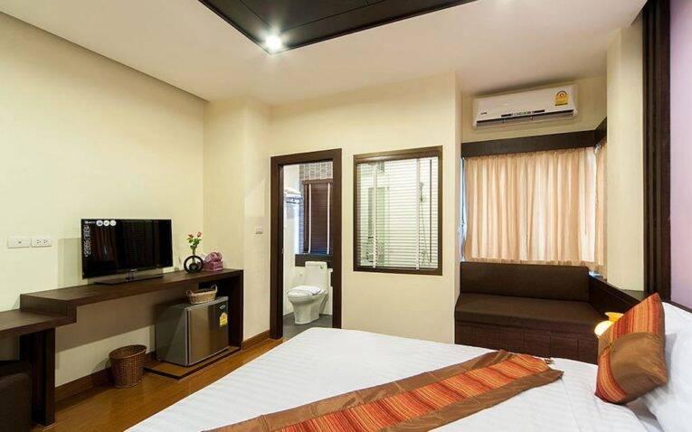 Hotel em Bangkok: Taraplace Hotel Bangkok