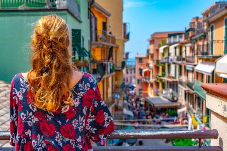 Gastos em Cinque Terre na Itália