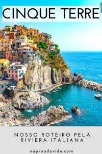 Nosso roteiro em Cinque Terre, na Itália