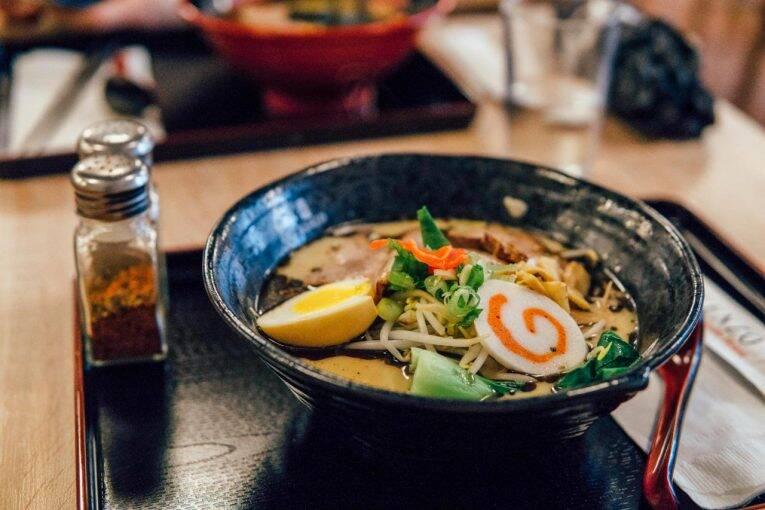 Ramen, o prato nacional e típico do Japão