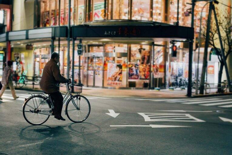 Vida cotidiana de Asakusa, Tóquio
