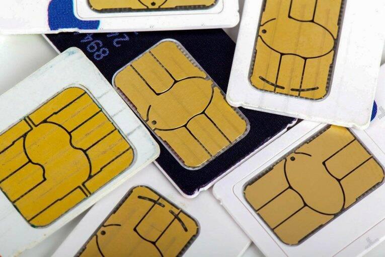 Chip de celular no Japão e as empresas Mobal, SoftBank e DoComo