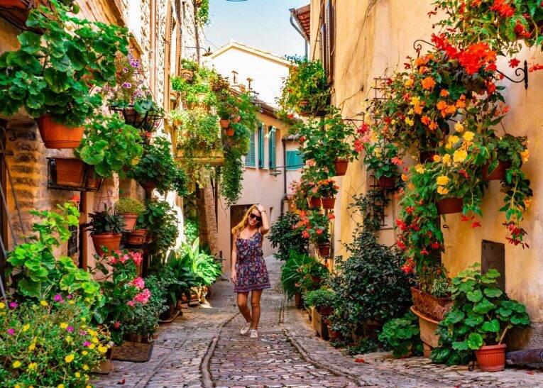 Visitar as cidezinhas da Itália foi uma das coisas que mais amamos desse processo de cidadania italiana na Itália. Valores