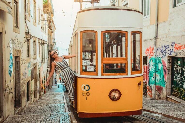 Foto em Lisboa
