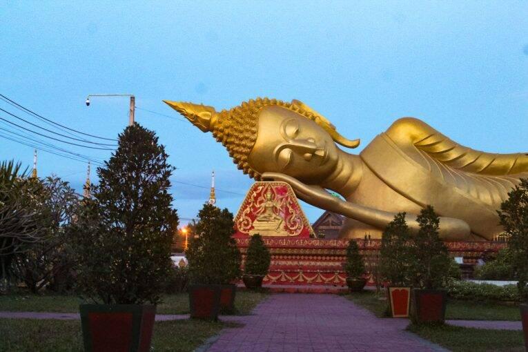 Guia de viagem a Vientiane, o que fazer na capital do Laos