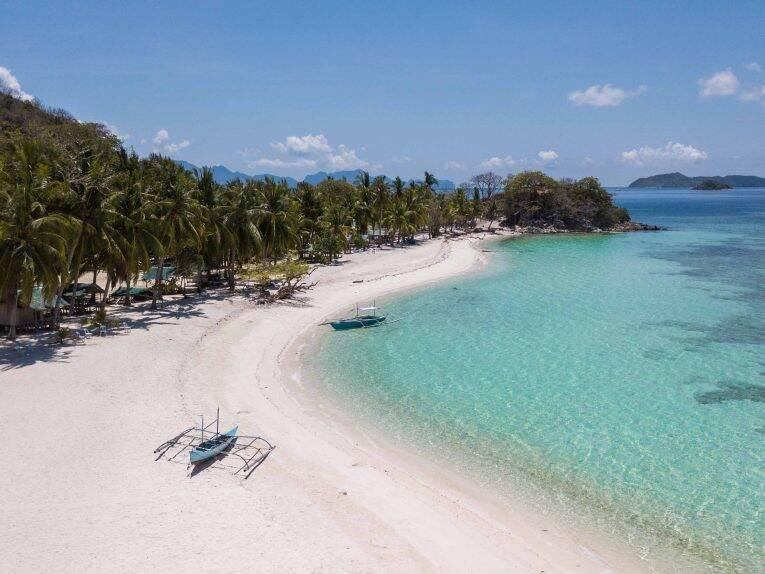 Começando a semana nas ilhas das Filipinas…