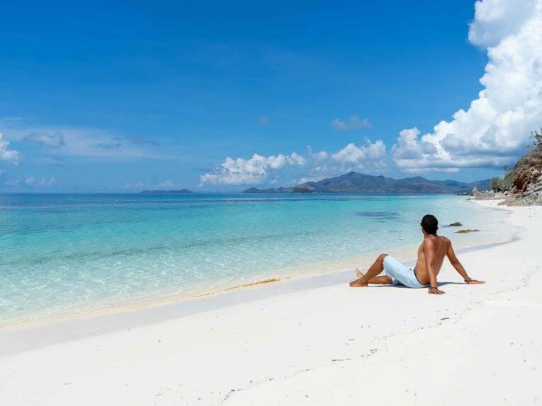 Malcapuya island em Coron, Filipinas - dica do que fazer em Coron