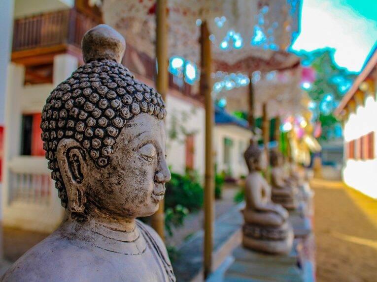 Patrimônios mundias da UNESCO na Tailândia