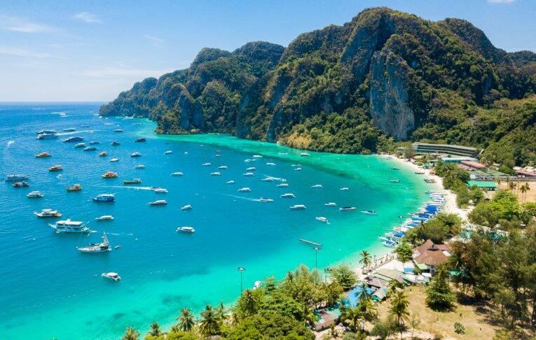 Praias de Phi Phi