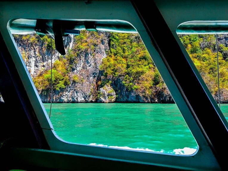 Como chegar em Phi Phi Islands, na Tailândia